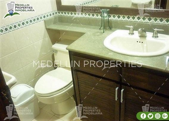 Arrendamientos De Apartamentos Baratos En Medellín Cód: 4210