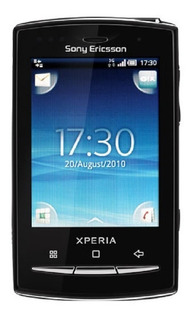 Sony Ericsson Xperia X10 Mini Single 3g 5mp Preto Vitrine 1