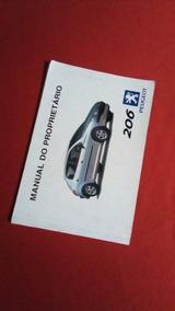 Manual Do Proprietario Peugeot 206