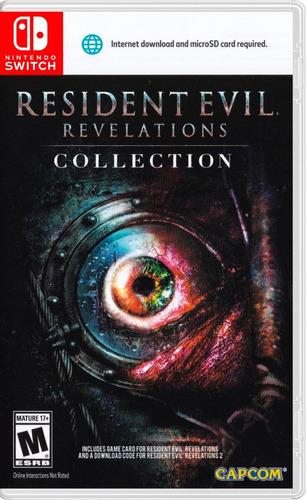 Imagen 1 de 6 de Resident Evil Revelations Collection - Nintendo Switch