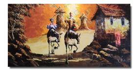 Quadro Dom Quixote