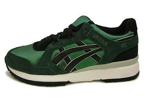 Zapatos Asics H402n-8490 Classic Gt-cool Green/black Talla 8