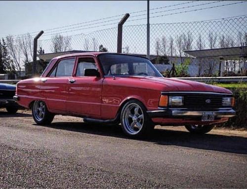 Ford Ford Falcon Ghia Sp