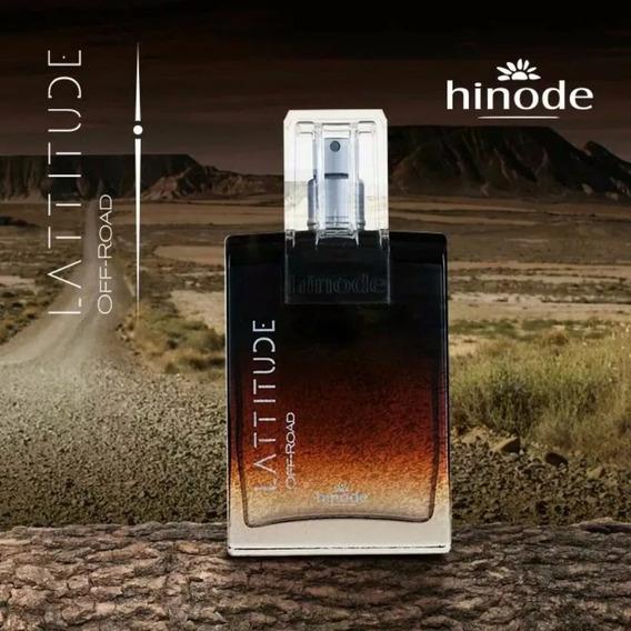 Perfume Latitude Off-road 100ml Hinode