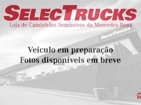 Mb Accelo 815 2014 Baú Alumínio Entre-eixo 4,40m Selectrucks