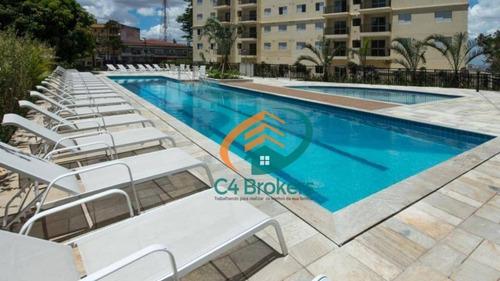 Imagem 1 de 21 de Apartamento À Venda, 76 M² Por R$ 460.000,00 - Picanco - Guarulhos/sp - Ap1481