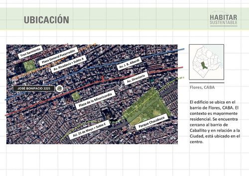 Terreno Lote  En Venta Ubicado En Flores, Capital Federal, Buenos Aires