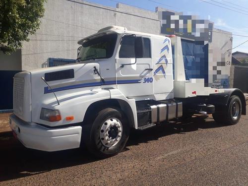 Imagem 1 de 10 de Caminhao Extra Pesado Volvo Nl 10 340