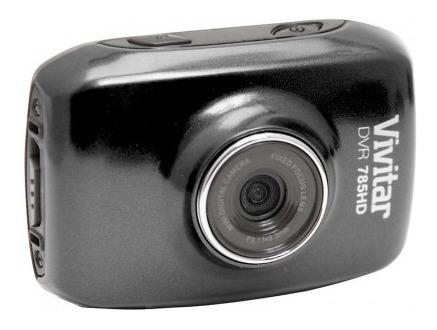 Câmera Filmadora De Ação Hd C/ Acessórios Vivitar Dvr785hd