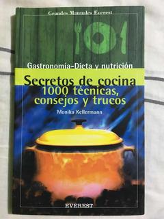 Libro Secretos De Cocina 1000 Técnicas, Consejos Y Trucos