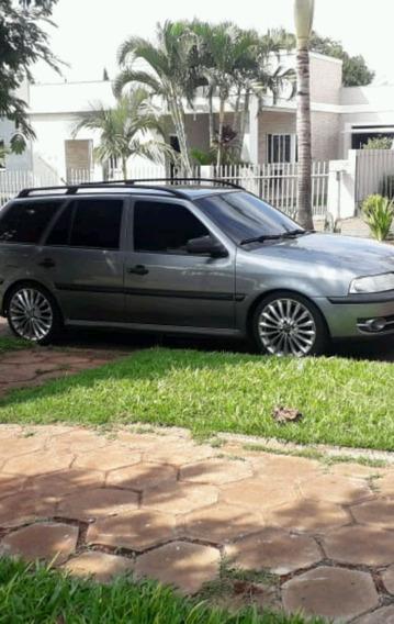 Volkswagen Parati 1.6 4p 2003