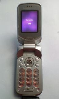 Sony Ericsson Z530i Usado Solo Digitel 10 Tréboles