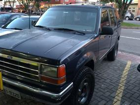 Ford Explorer V6 4.0 4x4 Xlt Automática