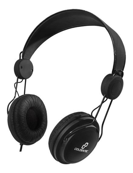 Headset Goldentec Gt Soul Colors Preto