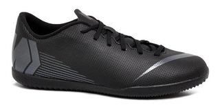 Tênis Indoor Nike Vapor 12 Club Ah7385-001 Preto
