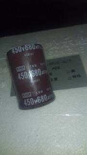 Condensador Electrolitico 680uf 450v