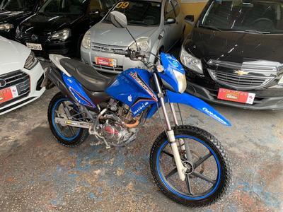 Honda Nxr Esd Bros 150 2013 Aceitamos Troca
