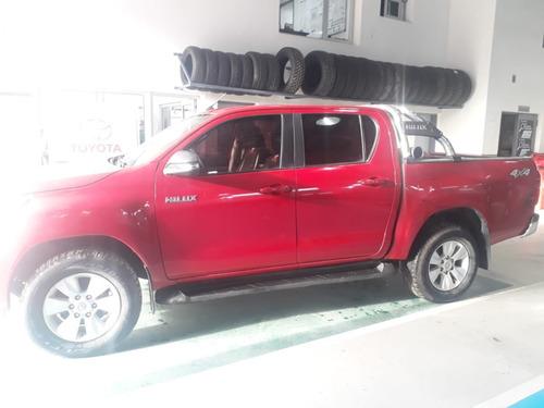 Toyota Hilux 2.8 Sr 4x4