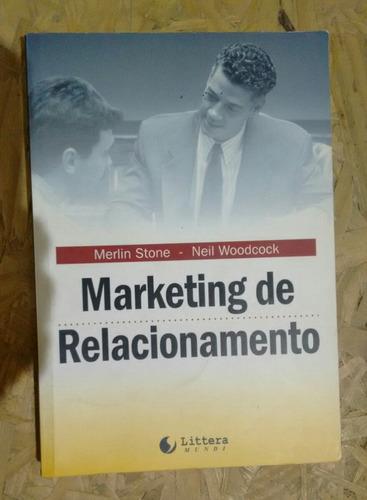 Livro; Marketing De Relacionamento