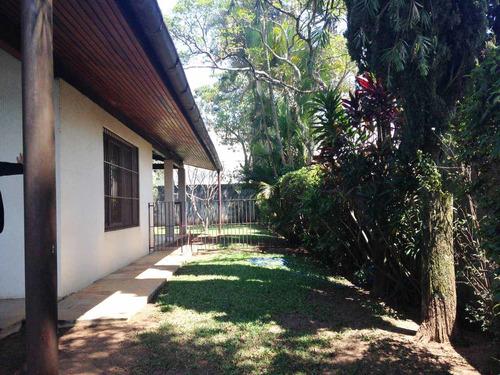 Imagem 1 de 24 de Casa-são Paulo-chácara Flora   Ref.: Reo189914 - Reo189914
