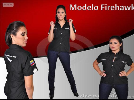 Camisa Tipo Columbia Para Uniforme Para Dama Y Caballero