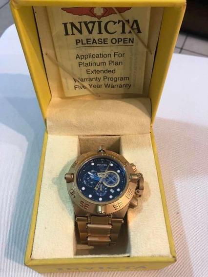 Relógio Invicta Original Na Caixa.