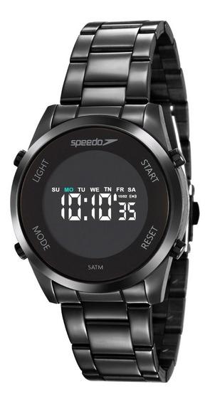 Relógio Speedo Digital Feminino Preto 24873lpevpe2