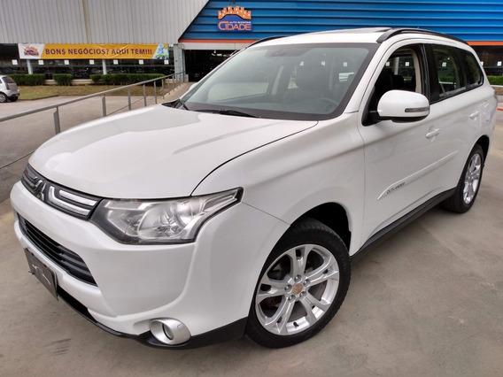 Mitsubishi Outlander 2.0 16v Gasolina 2014/2015 Único Dono