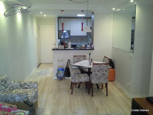 Imagem 1 de 10 de Apartamento Para Venda, 2 Dormitórios, Jaguaré - São Paulo - 21263