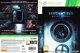 Resident Evil Revelation Xbox 360 Nuevo | Sellado