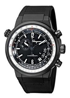 Salvatore Ferragamo Fq2020013 F80 Reloj De Acero Inoxidable