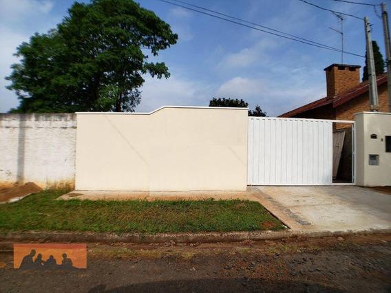 Casa Com 2 Dormitórios Para Alugar, 75 M² Por R$ 2.200/mês - Cidade Universitária - Campinas/sp - Ca1881