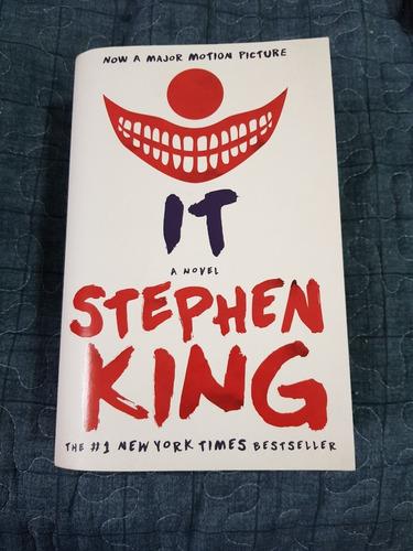 It - A Novel - Em Inglês