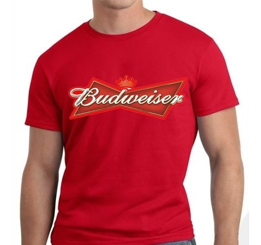 Camisa Camiseta Cerveja Budweiser Alls Geek Thug Life Swag
