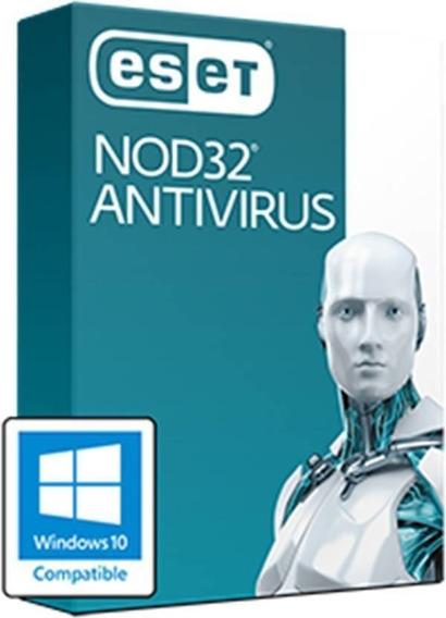 Antivírus Eset Nod32 100pc 2anos - Português® Envio Grátis