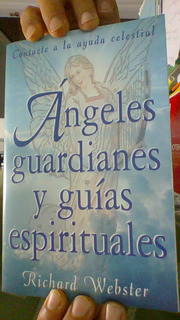 Angeles Guardianes Y Guías Espirituales. Richard Webster