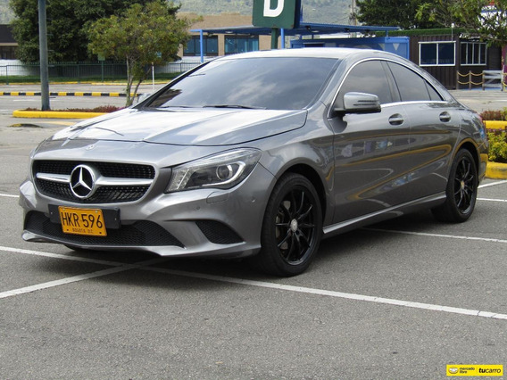 Mercedes Benz Clase Cla 200 Tp 1600cc T Aa Ct