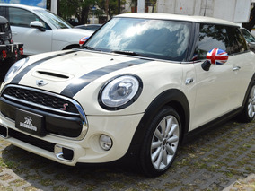 Mini Cooper S 2018 Hot Chili Aut Blanco