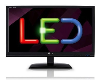 Monitor Lg Led Lcd 21.5 Flatron E2241 Vga Tela Pc