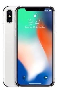 Smartphone iPhone 10 X 64gb Cinza Spa Ou Silver - Pre Venda