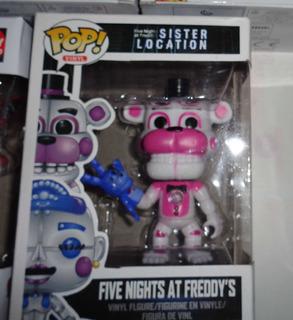 Simil Funko Funtime Freddy Five Nights At Freddy Caja Z/ Sur