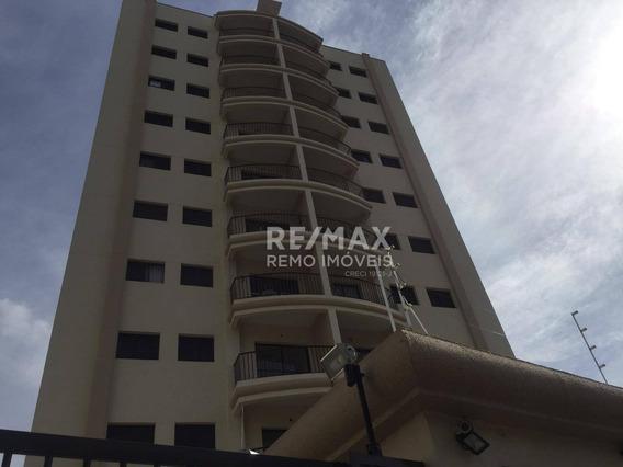 Apartamento Residencial À Venda, Jardim Bela Vista, Valinhos. - Ap2645