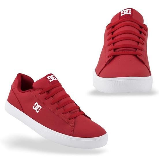 Tenis Deportivo Para Skate Dc Shoes Notch Sn Mx 0ath D876541