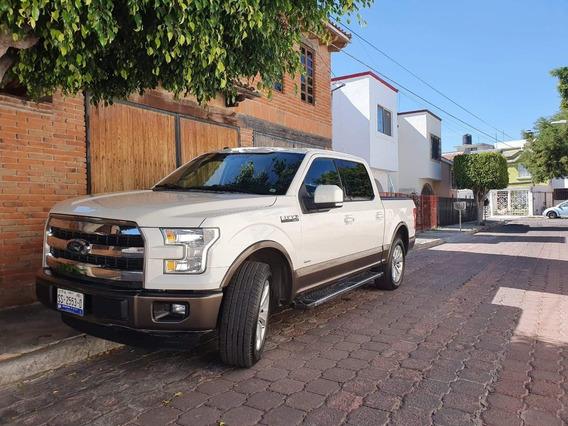 Ford Lobo 3.5 Lariat 2016 Doble Cabina 4x2