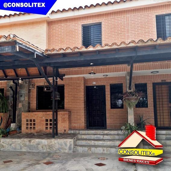 Q1166 Consolitex Vende *towhouse El Rincón