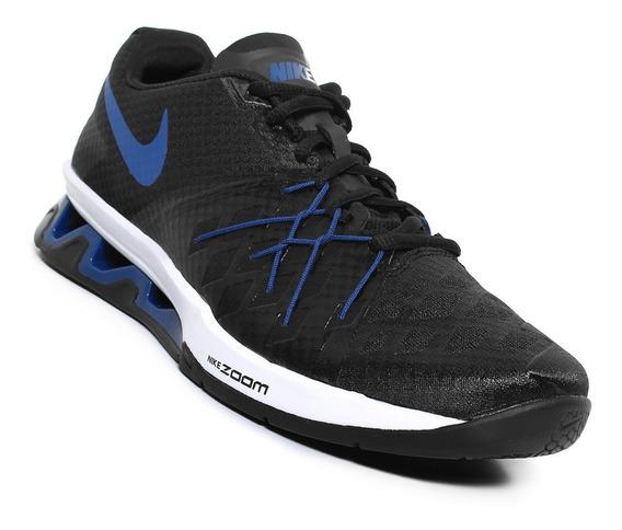Tenis Nike Reax Light Speed Negro/azul Oferta