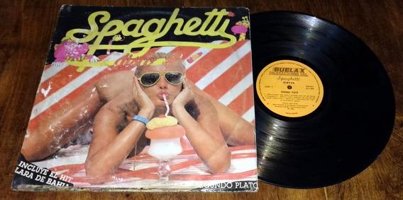 Gapul Buelax Spaghetti Disco Segundo Plato Disco Vinilo Lp