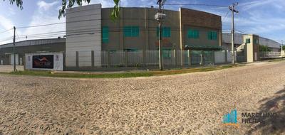 Galpão Comercial Para Locação, Autódromo, Eusébio. - Codigo: Ga0029 - Ga0029