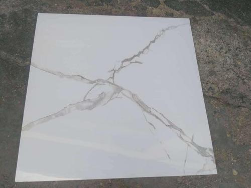 Porcelanato Blanco Statuario 60x60