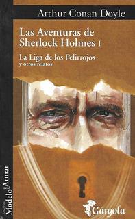 Las Aventuras De Sherlock Holmes 1 (a.c. Doyle) -gargola